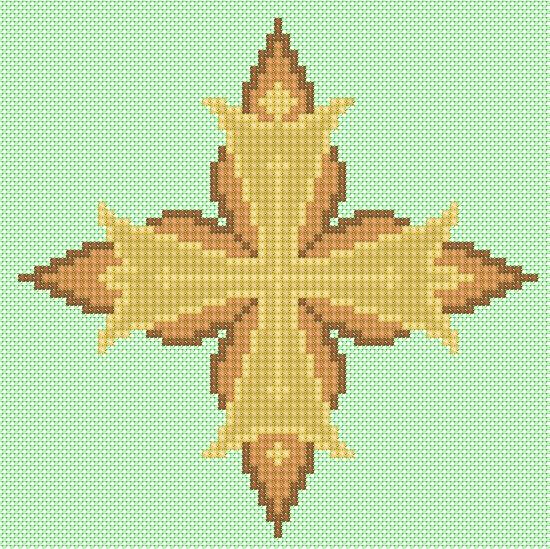 Кресты - Схемы - Православной